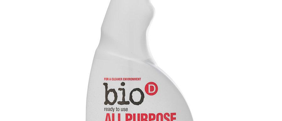 Bio-D Genel amaçlı sprey temizleyici 500ml