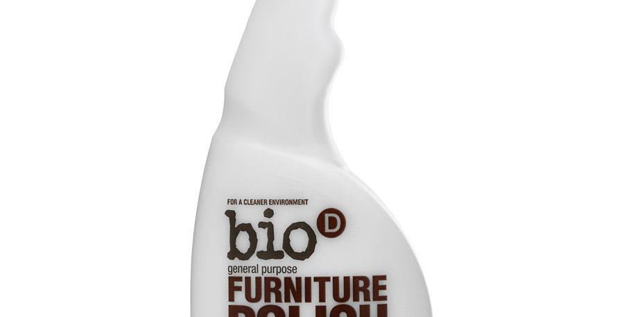 Bio-D Mobilya temizleyici ve parlatıcı sprey 500ml