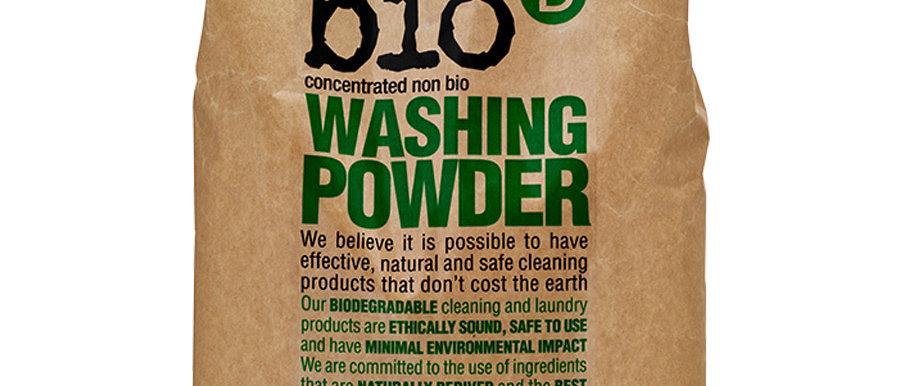 Bio-D Renkli ve Beyaz çamaşırlar için toz deterjan 1kg