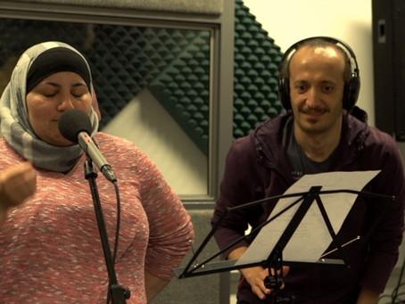 An Arabic Radio Drama - Media Support Partnership