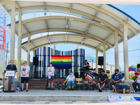Remarks from Pride Week 2019