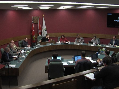 Remarks from January 13, 2020 Meeting of Fort Frances Town Council