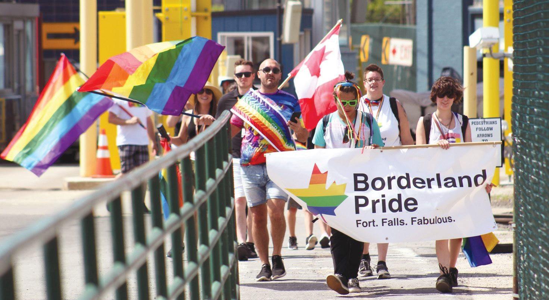 Passport to Pride March