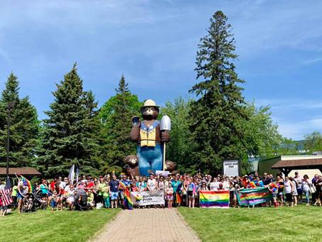 Borderland Pride celebrates a successful PRIDE WEEK+