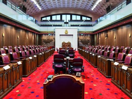 Councillors urge Senator's removal