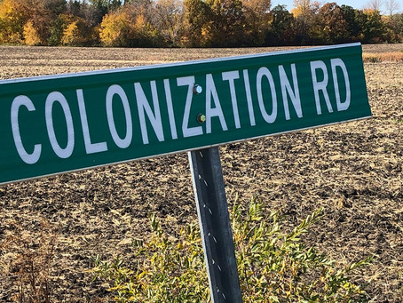 Resolution seeks public process to rename Colonization Road