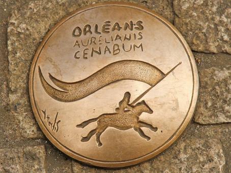 奥尔良,一座拥有2000年历史的法国名城!