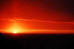 trailhead sunset 2