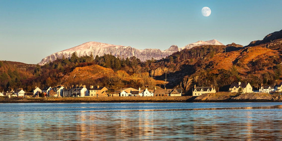 Lochinver by Lochinver Landscapes