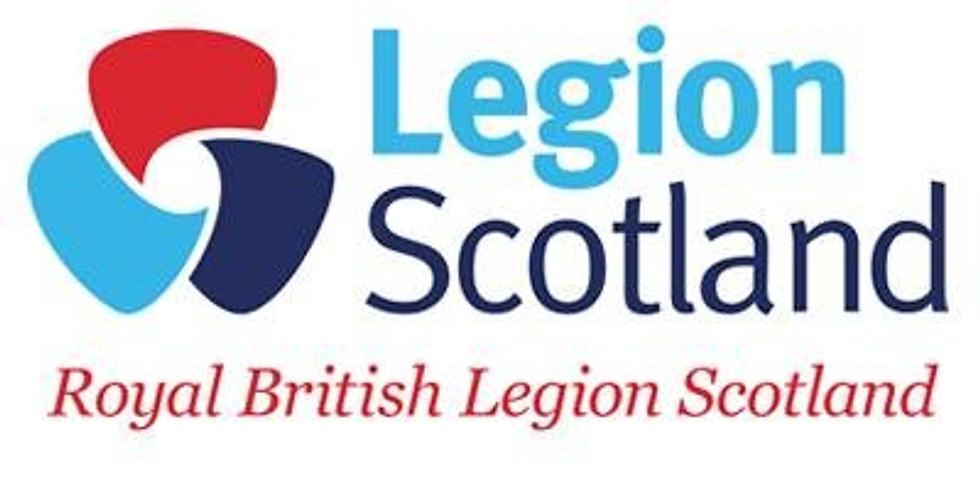 Royal British Legion Scotland  - Ceilidh