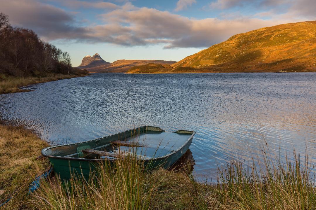 Cam Loch by Gordie Brown