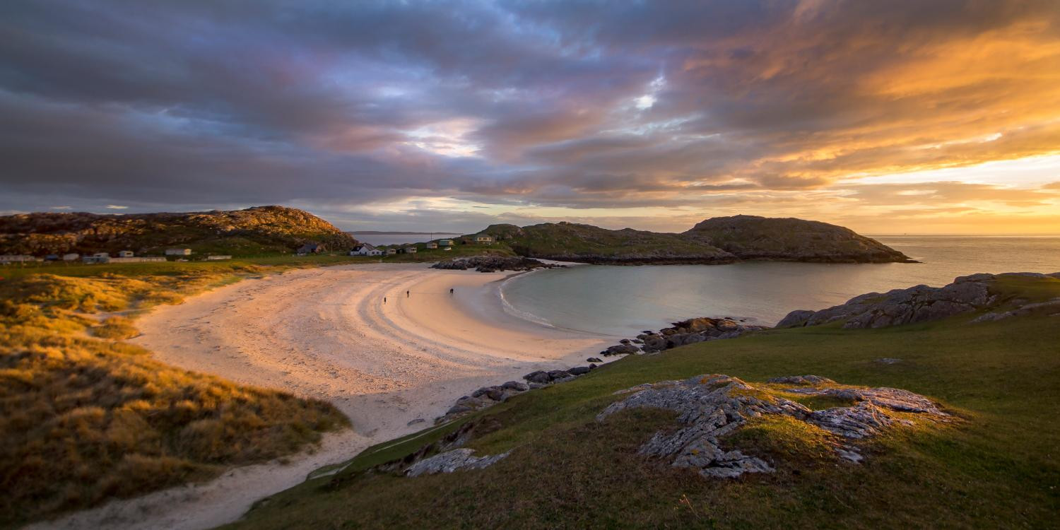 Achmelvich by Lochinver Landscapes
