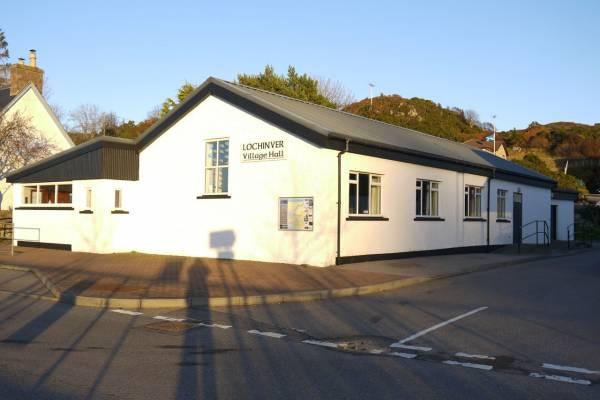 lochinver village hall
