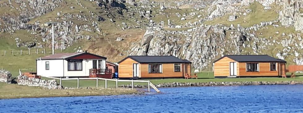 Stoer Bay Chalets