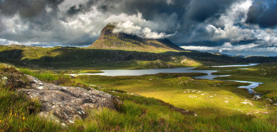Assynt 2 by Lochinver Landscapes