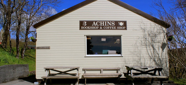 Achins Bookshop