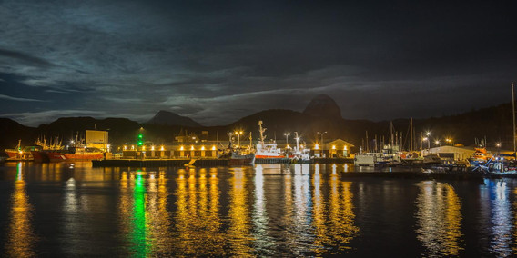 Lochinver Harbour by Lochinver Landscapes