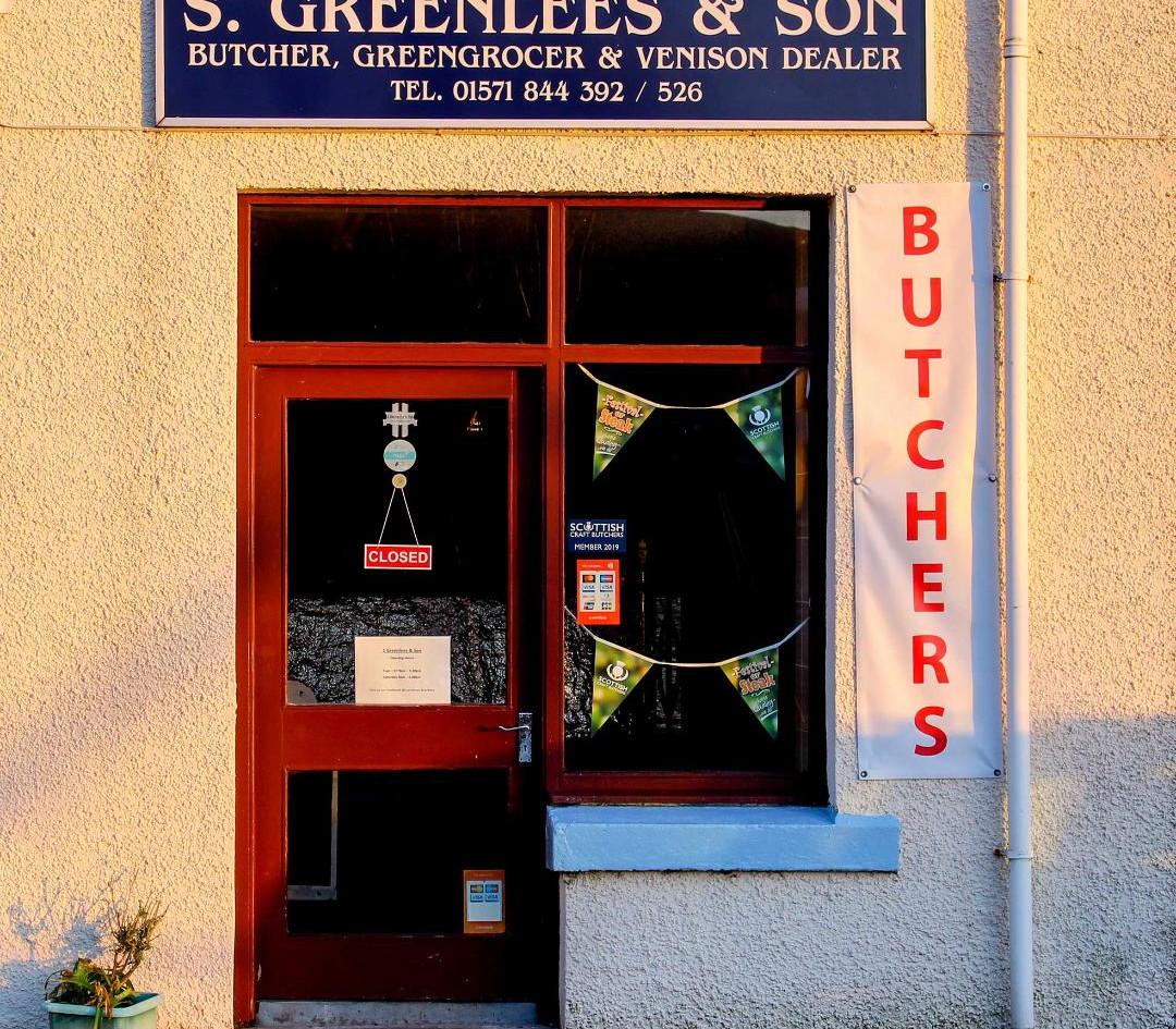 S Greenlees Butcher