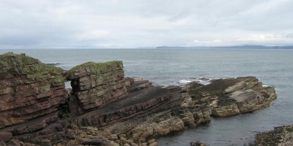 Assynt Ranger Walk - The Natural Sea Archway at Rubh' an Dúnain