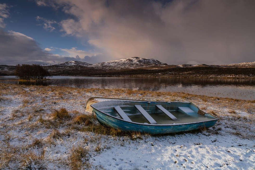 Loch Awe by Gordie Brown