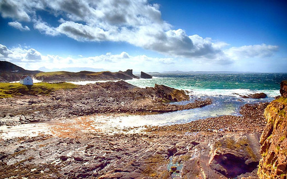 Clachtoll by Chris Puddephatt