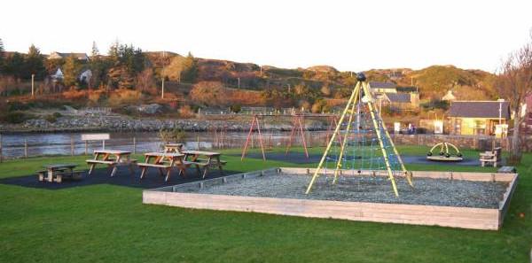 Lochinver Playpark