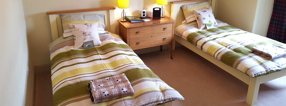 NC500 - Bed and Breakfast Highlands