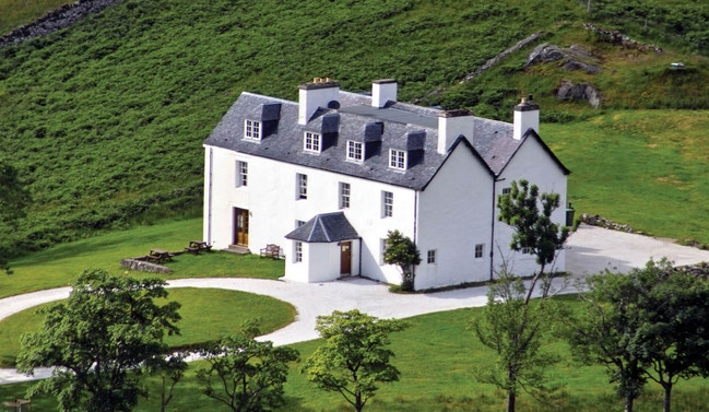 Inchnadamph Lodge Hostel