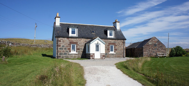 Assynt Cottage
