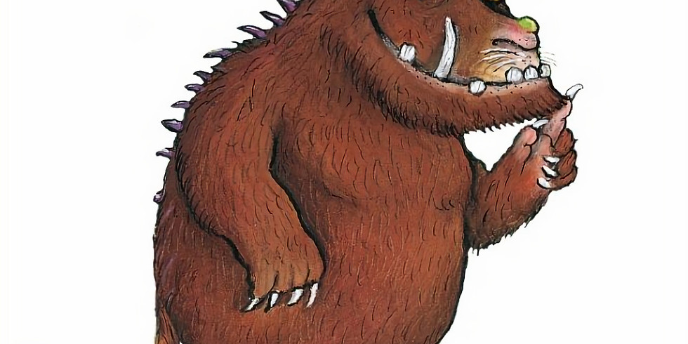 Gruffalo in the Culag Woods