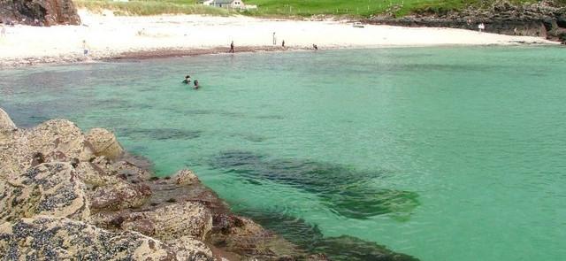 Clachtoll Bay
