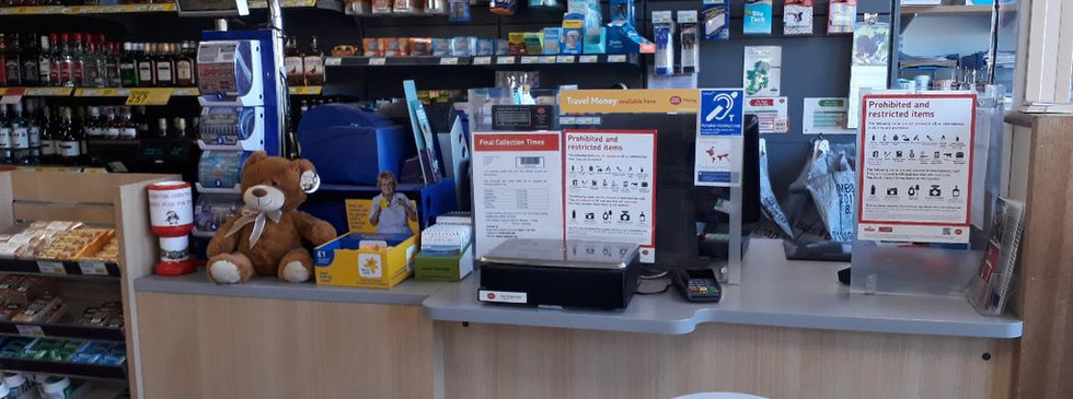 Spar Post Office