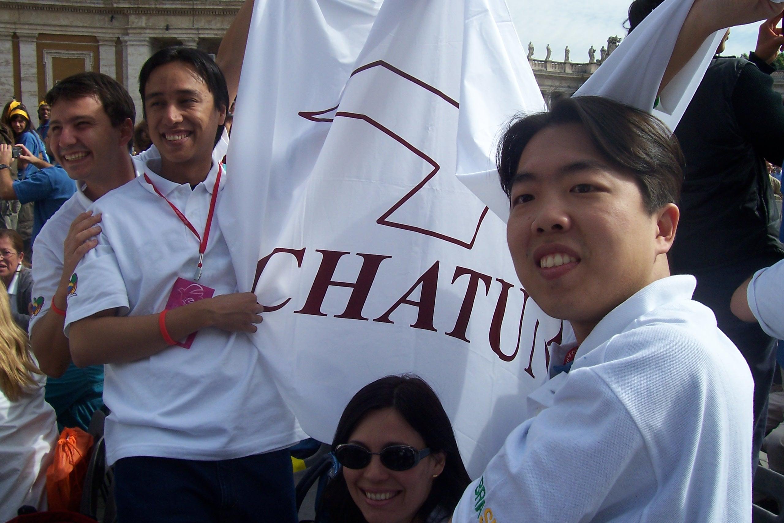 Chatunai em Roma