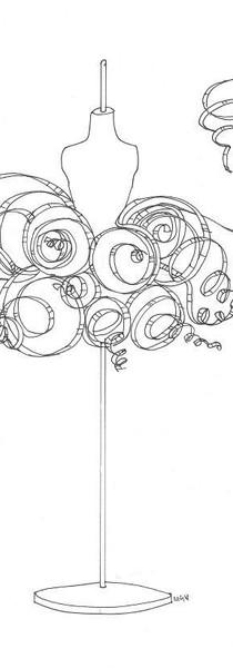 Concept sketch, Molly Grundy
