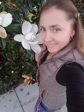 Meet Nadya Mishutina