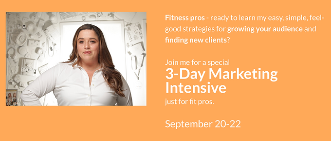 Let us introduce you to Fit Pros Connect w/ Kelly Coulter