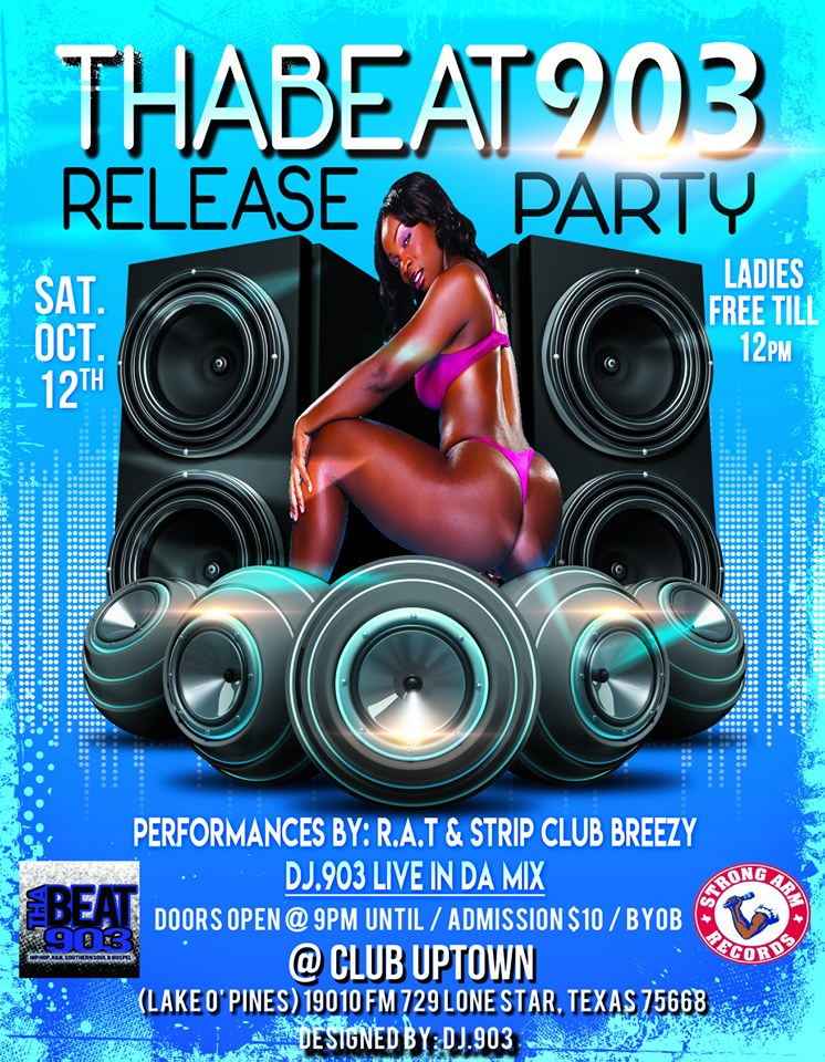 ThaBeat903 Release Party