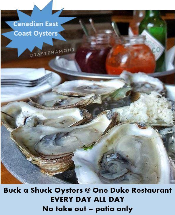 oyster duke