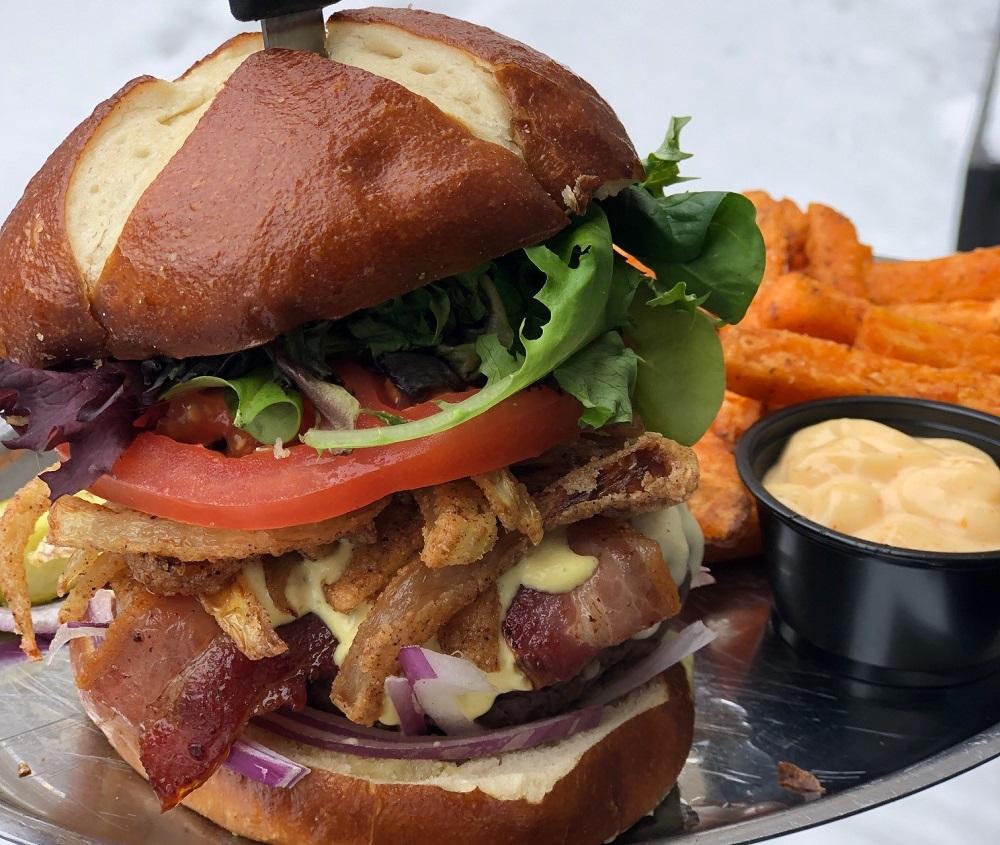 Duke Sirloin Burger