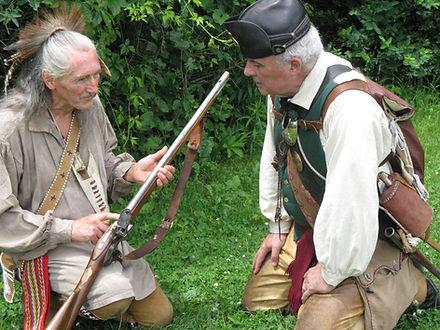 bert summerhayes and zig misiak musket t