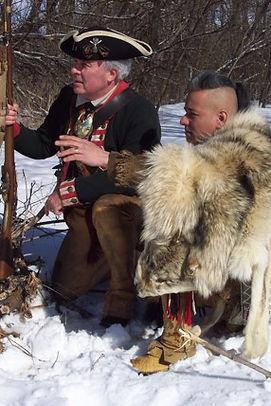 Zig Butlers Ranger with Mohawk warrior.j