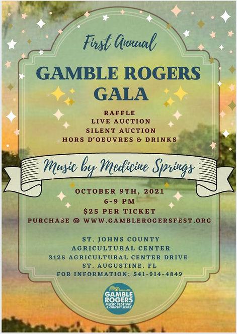 Gamble Gala Oct. 9th