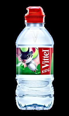 Vittel Kids - 0,33l Sport Cap
