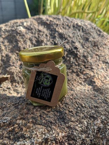 Judy's Miracle O.G. Creme, 1.5 oz glass jar