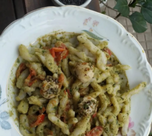 Almoço italiano todo primeiro sábado do mês