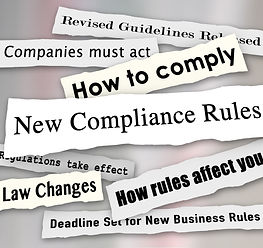 regulatory compliance blog sign up