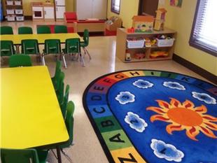 Three-Year-Old Room
