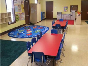 Four-Year-Old Room