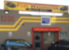 Fort Washington Auto Body and Collision, Bronx New York   New York City's Premier Auto Body Repair Facility