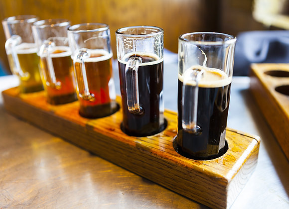 Бар крафтового пива с магазином | финансовая модель бизнес плана